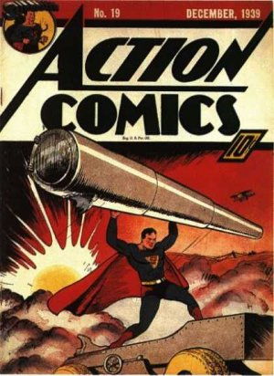 Action Comics # 19 Issues V1 (1938 - 2011)