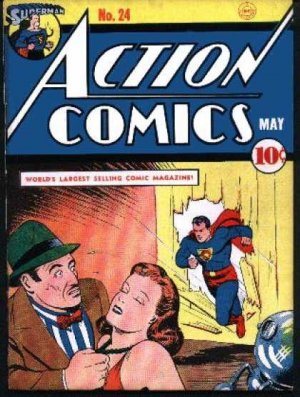 Action Comics # 24 Issues V1 (1938 - 2011)