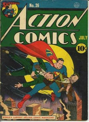 Action Comics # 26 Issues V1 (1938 - 2011)