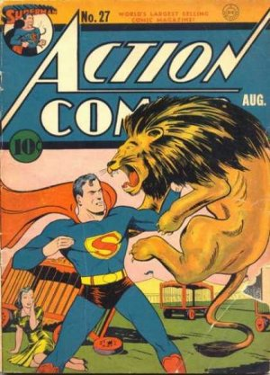 Action Comics # 27 Issues V1 (1938 - 2011)