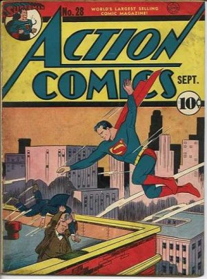 Action Comics # 28 Issues V1 (1938 - 2011)