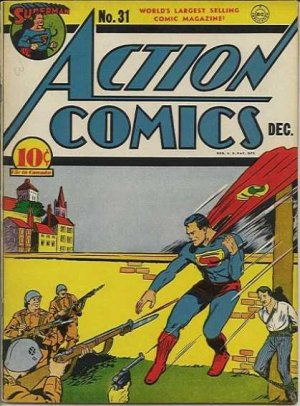 Action Comics # 31 Issues V1 (1938 - 2011)