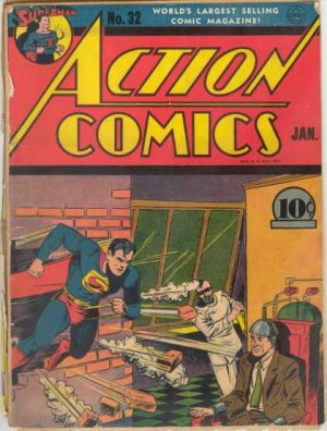 Action Comics # 32 Issues V1 (1938 - 2011)