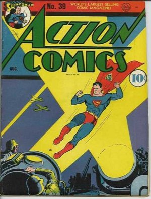 Action Comics # 39 Issues V1 (1938 - 2011)