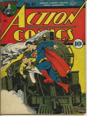 Action Comics # 41 Issues V1 (1938 - 2011)