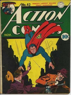 Action Comics # 42 Issues V1 (1938 - 2011)