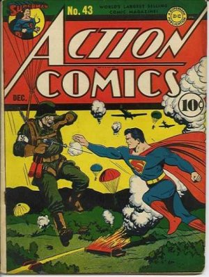 Action Comics # 43 Issues V1 (1938 - 2011)