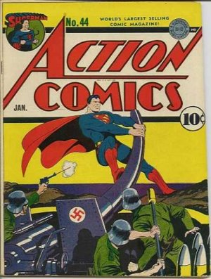 Action Comics # 44 Issues V1 (1938 - 2011)