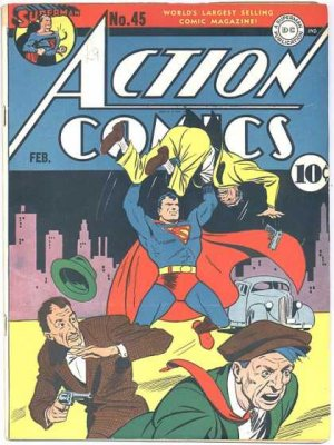 Action Comics # 45 Issues V1 (1938 - 2011)