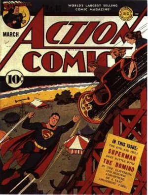Action Comics # 46 Issues V1 (1938 - 2011)