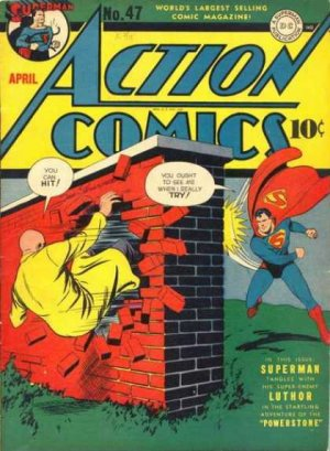 Action Comics # 47 Issues V1 (1938 - 2011)