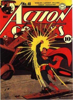 Action Comics # 48 Issues V1 (1938 - 2011)