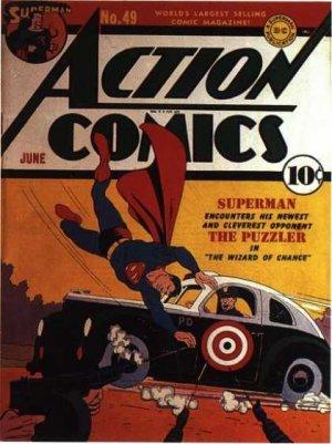 Action Comics # 49 Issues V1 (1938 - 2011)