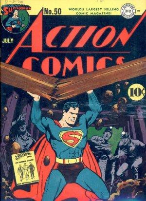 Action Comics # 50 Issues V1 (1938 - 2011)
