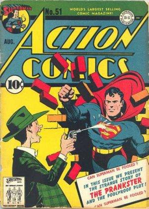 Action Comics # 51 Issues V1 (1938 - 2011)