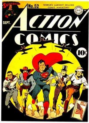 Action Comics # 52 Issues V1 (1938 - 2011)