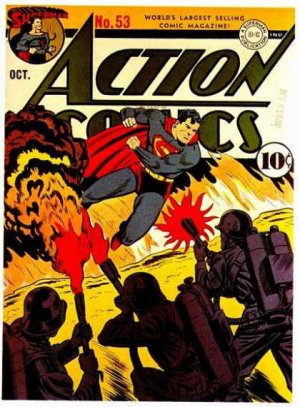 Action Comics # 53 Issues V1 (1938 - 2011)