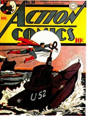 Action Comics # 54 Issues V1 (1938 - 2011)