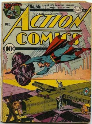 Action Comics # 55 Issues V1 (1938 - 2011)