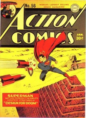 Action Comics # 56