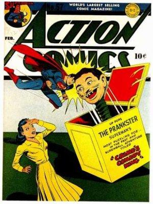 Action Comics # 57