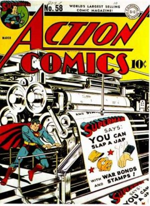 Action Comics # 58