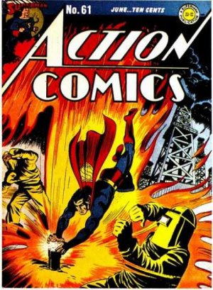 Action Comics # 61