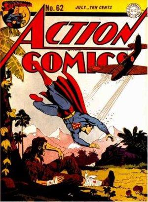 Action Comics # 62