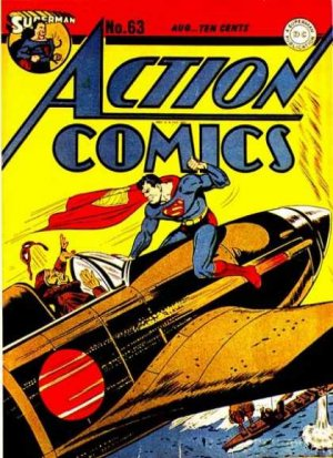 Action Comics # 63