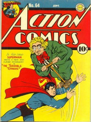 Action Comics # 64 Issues V1 (1938 - 2011)