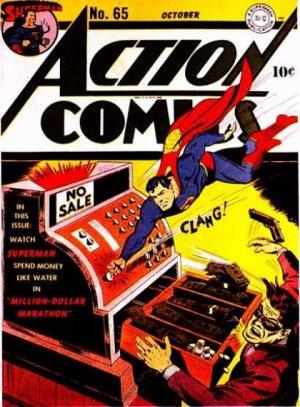 Action Comics # 65