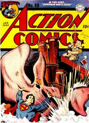 Action Comics # 68