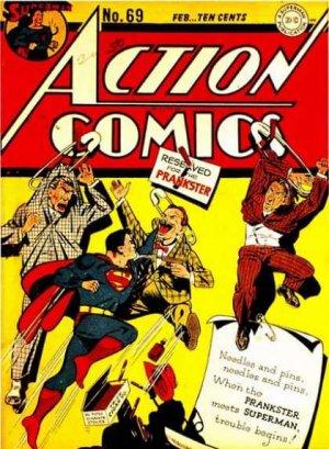Action Comics # 69