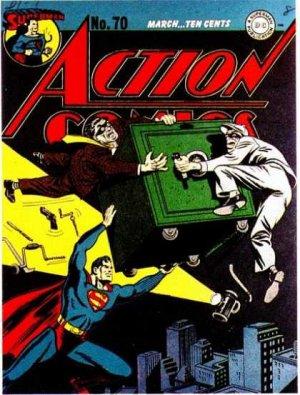 Action Comics # 70