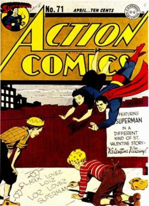 Action Comics # 71