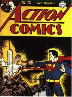 Action Comics # 72