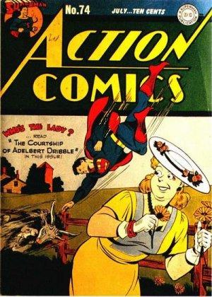 Action Comics # 74