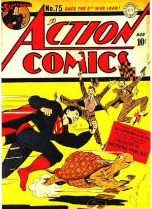 Action Comics # 75