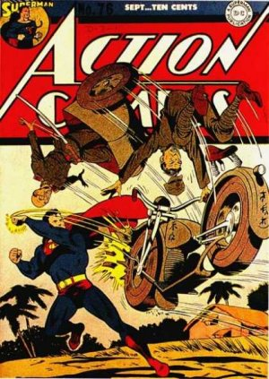 Action Comics # 76