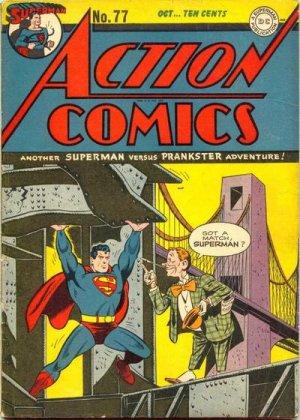 Action Comics # 77