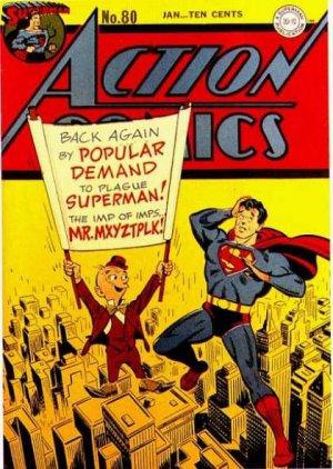 Action Comics # 80
