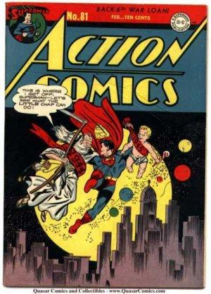 Action Comics # 81