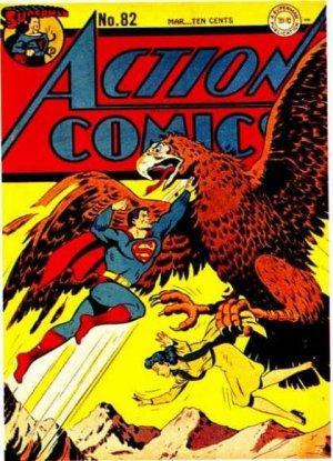 Action Comics # 82