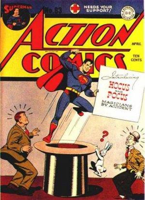 Action Comics # 83