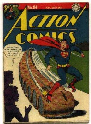 Action Comics # 84