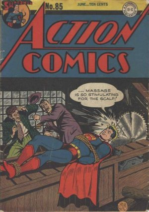 Action Comics # 85