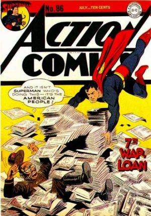 Action Comics # 86