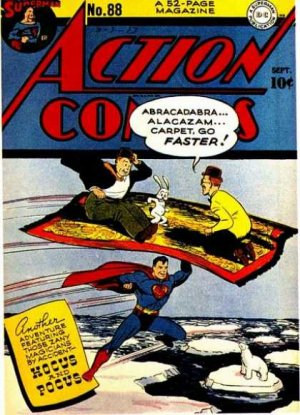 Action Comics # 88