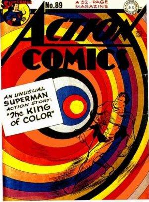 Action Comics # 89