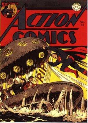 Action Comics # 90